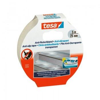 Anti-slip white film 5m x 25mm Tesa 55587